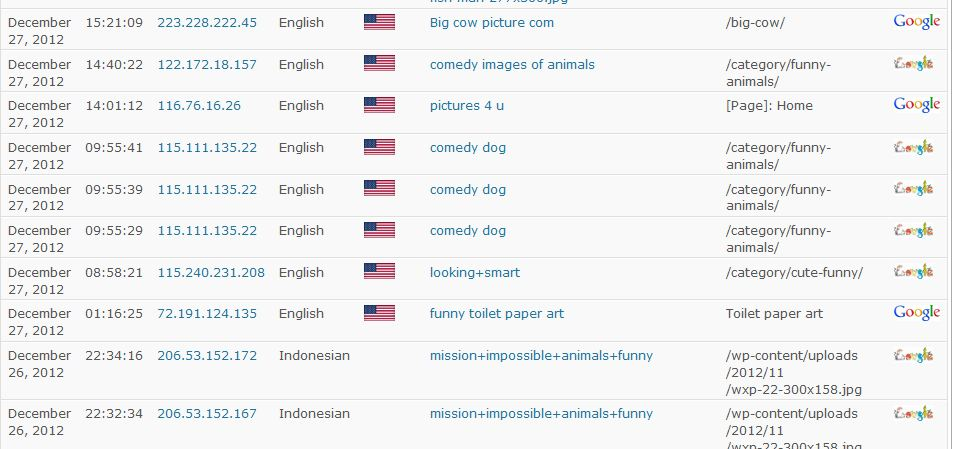 latest Search terms 3