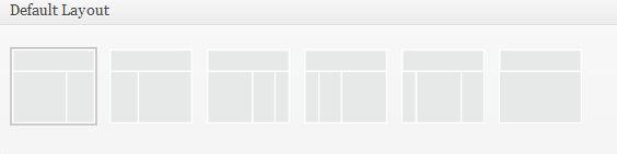 default layout 3