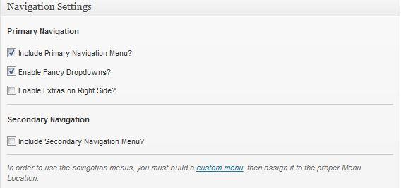 navigation menu 4