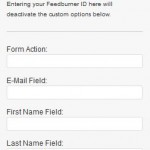 Burning Feed and User Email Subscriptions
